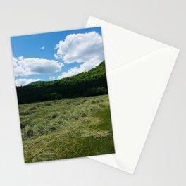 Fresh Hay Stationery Cards