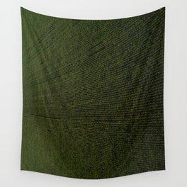 Rural Corn Fields Wall Tapestry