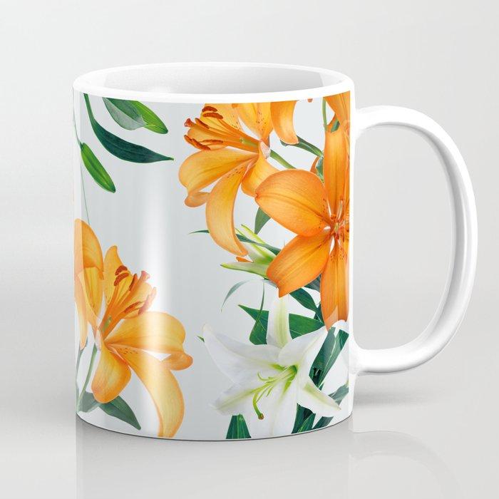 Glorious Lilies Coffee Mug