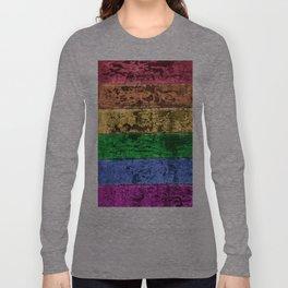 Pride Flag Long Sleeve T-shirt