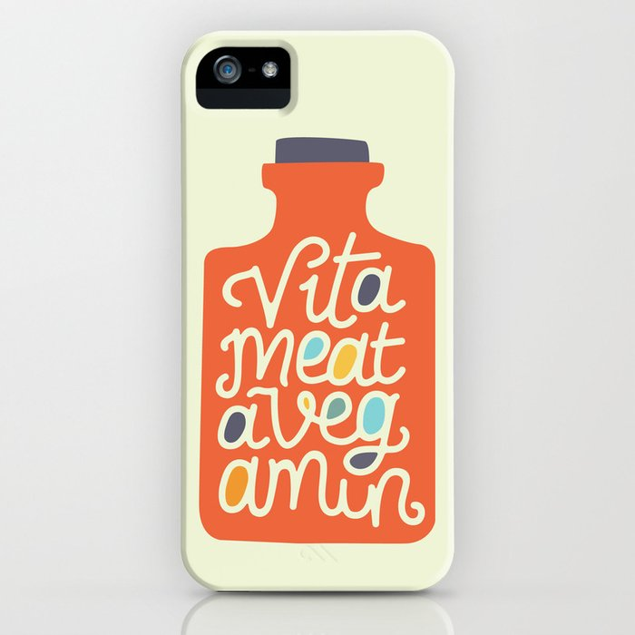 Vitameatavegamin iPhone Case