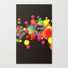 Motion Part 2 Canvas Print