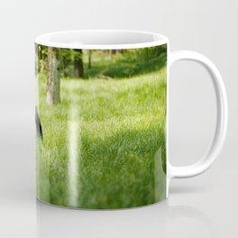 Into the green Coffee Mug