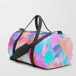 Candy Shop #painting Duffle Bag