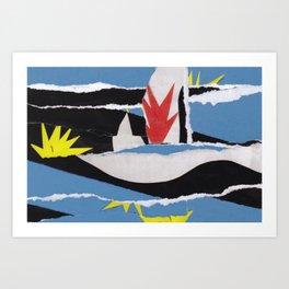 Matisse during the Cold War Art Print