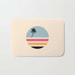Retro Island Bath Mat