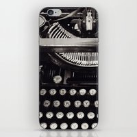 melissa smith iPhone & iPod Skins featuring Smith by inourgardentoo