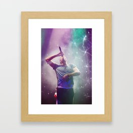 Chris Martin 02 Framed Art Print