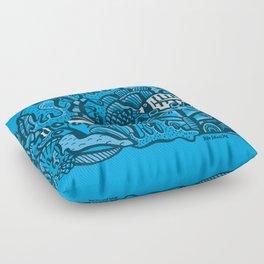 Encounter / Encuentros Floor Pillow
