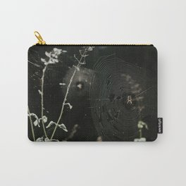 Spiderwebs Carry-All Pouch