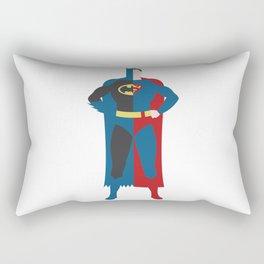 Movie Fan Art Rectangular Pillow