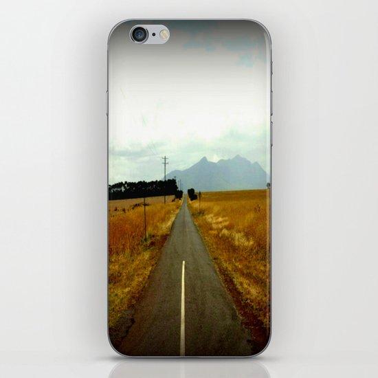 Road to Dunkeld iPhone & iPod Skin