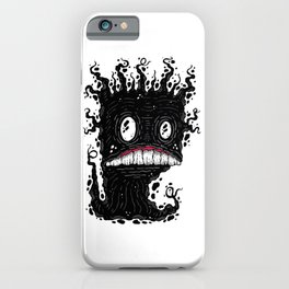 Stressed Out Ghostie iPhone Case