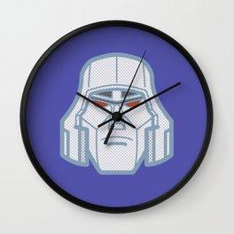 Megatron Wall Clock