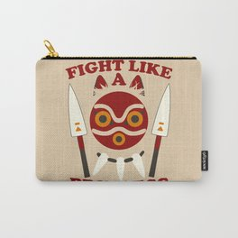 Fight like a princess Carry-All Pouch