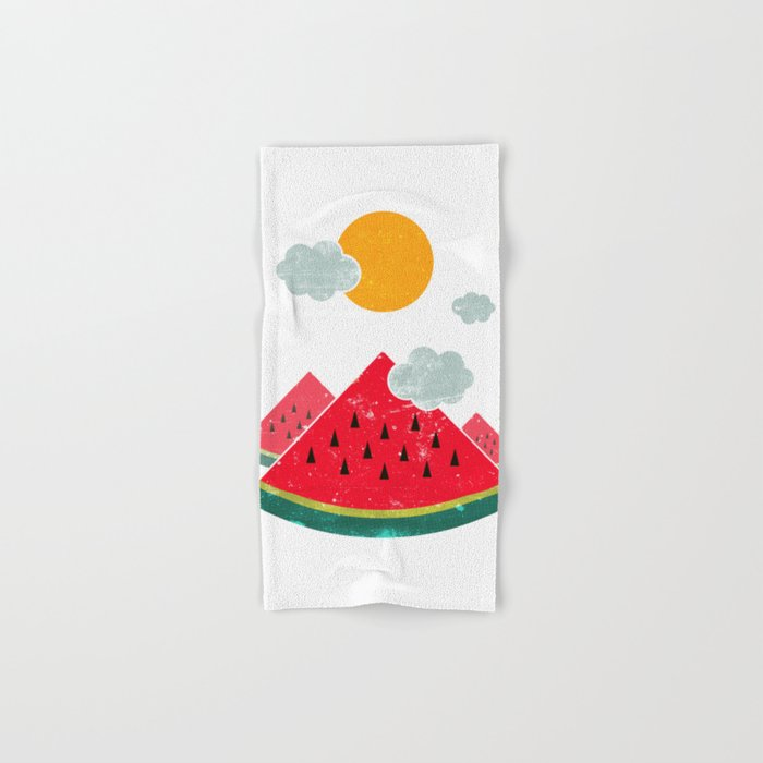 eatventure time! Hand & Bath Towel
