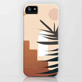 Abstract Elements 19 iPhone Case