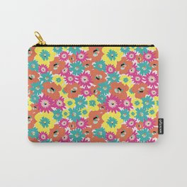 Late spring flowers Carry-All Pouch