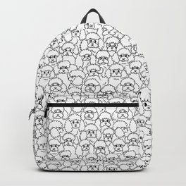 Oh Poodle Backpack