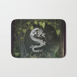 Chinese dragon Bath Mat