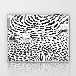 Beach Abstract (2) Laptop & iPad Skin