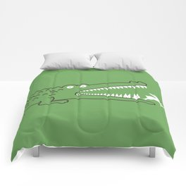 Mr. Croc's Nightmare Comforters
