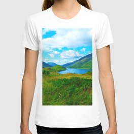 View from Kinloch T-shirt