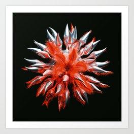 [25-10-16] - Flourishing Art Print