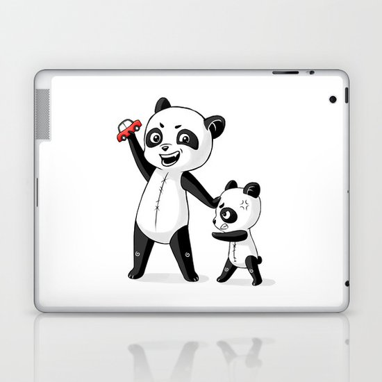 Panda Brothers Laptop & iPad Skin