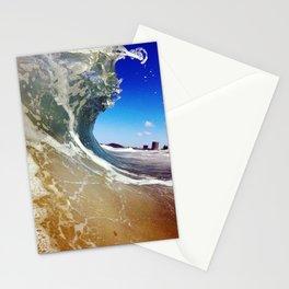 Aqua Lump Stationery Cards