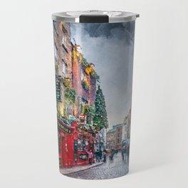 Dublin art #dublin Travel Mug