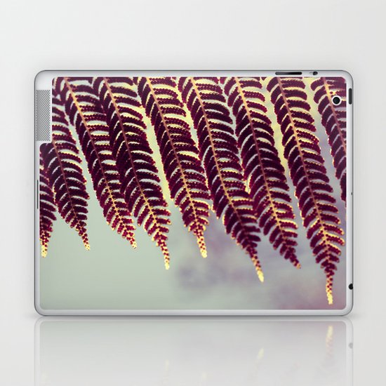 Purple Laptop & iPad Skin