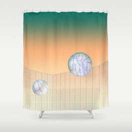Friends 4ever Shower Curtain