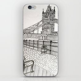London bridge iPhone Skin