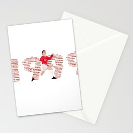 OLE TREBLE HERO Stationery Cards