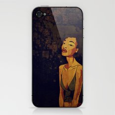 afro - Soul iPhone & iPod Skin
