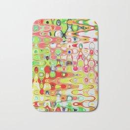 Bubblle gum Bath Mat