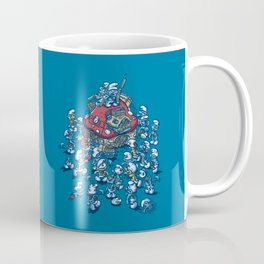 Blue Horde Coffee Mug