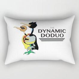 The Dynamic Doduo Rectangular Pillow