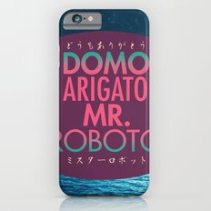 Domo Arigato Mr. Roboto iPhone 6s Slim Case