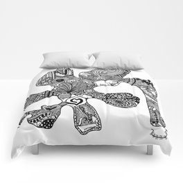 Components of me Comforters