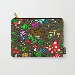 Garden Awakens Carry-All Pouch