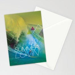 California Lovin! Stationery Cards