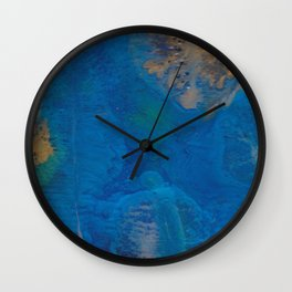Ley Lines Wall Clock