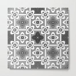 5 Oriental patterns Metal Print