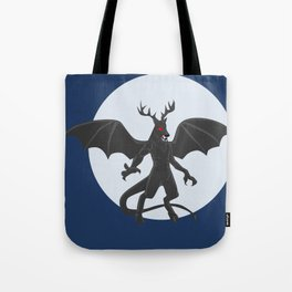Jersey Devil Tote Bag