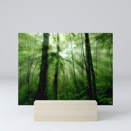 Joyful Forest Mini Art Print