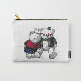 Bear: Happy New Year 2018 Carry-All Pouch