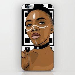 Bold iPhone Skin