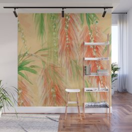red weeping willow Wall Mural